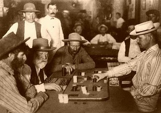 early poker game